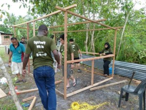 The Chicken Coop Project