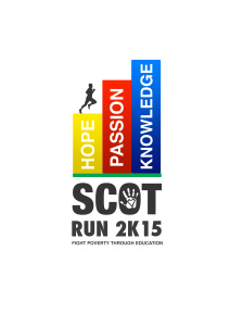 SCOT RUN 2015 – Fight Poverty Through Education