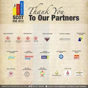 Thank you to our Partners!