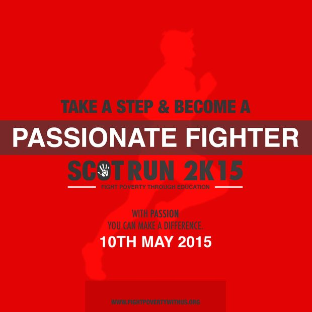 Passionate Fighter