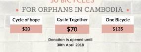 Wakaf Bicycles 2018 (English)